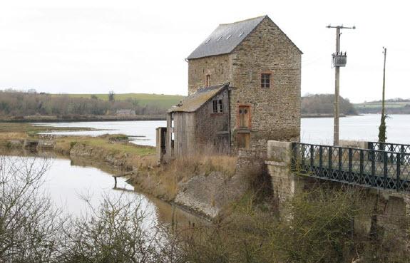Moulin à marée de Beauchet