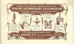 Les moulins dans la publicité