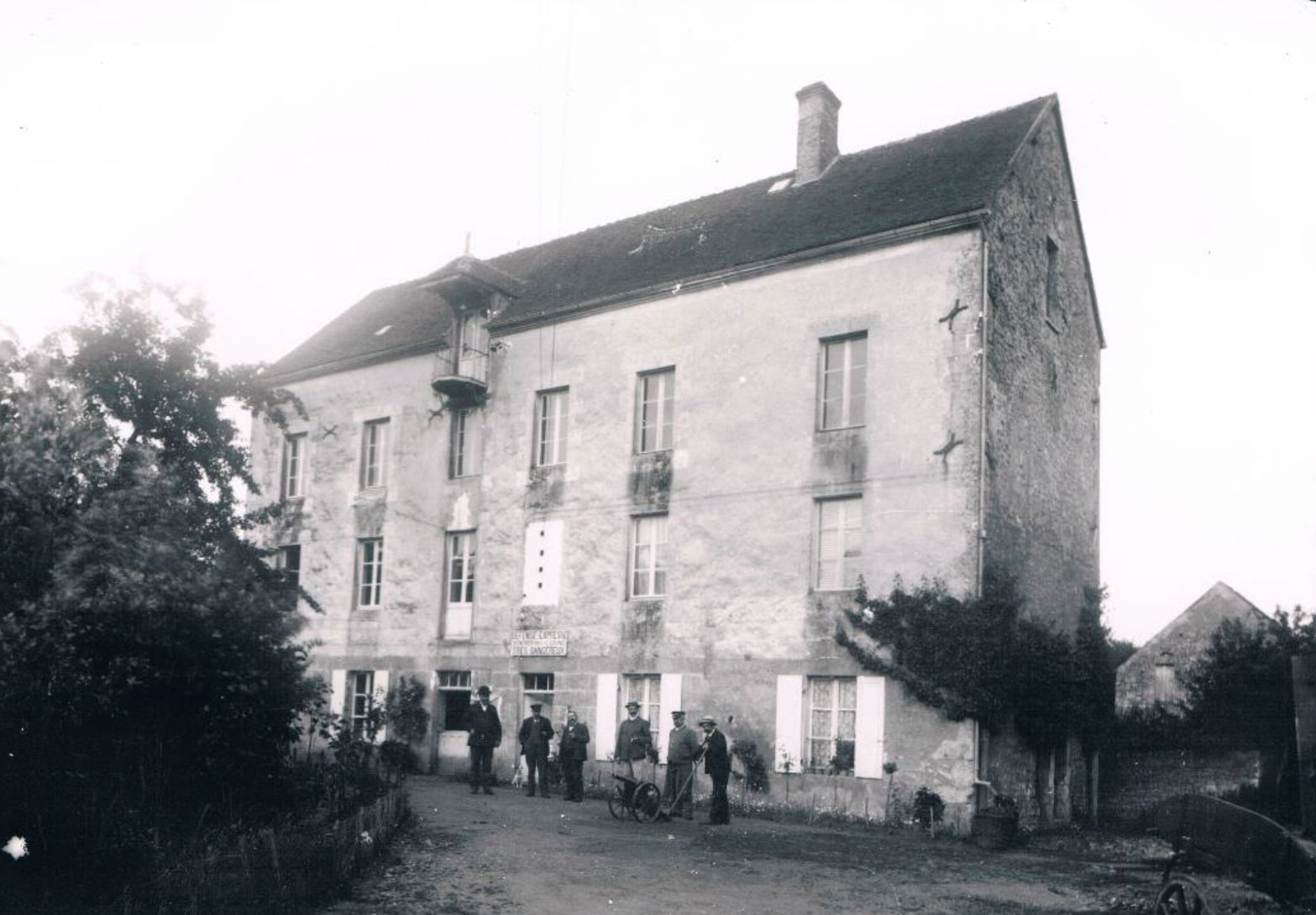 Moulin de Mauves-sur-Huisne