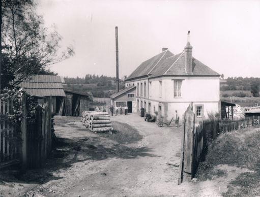 Moulin de Randonnai - collection Patrick SCHOLL