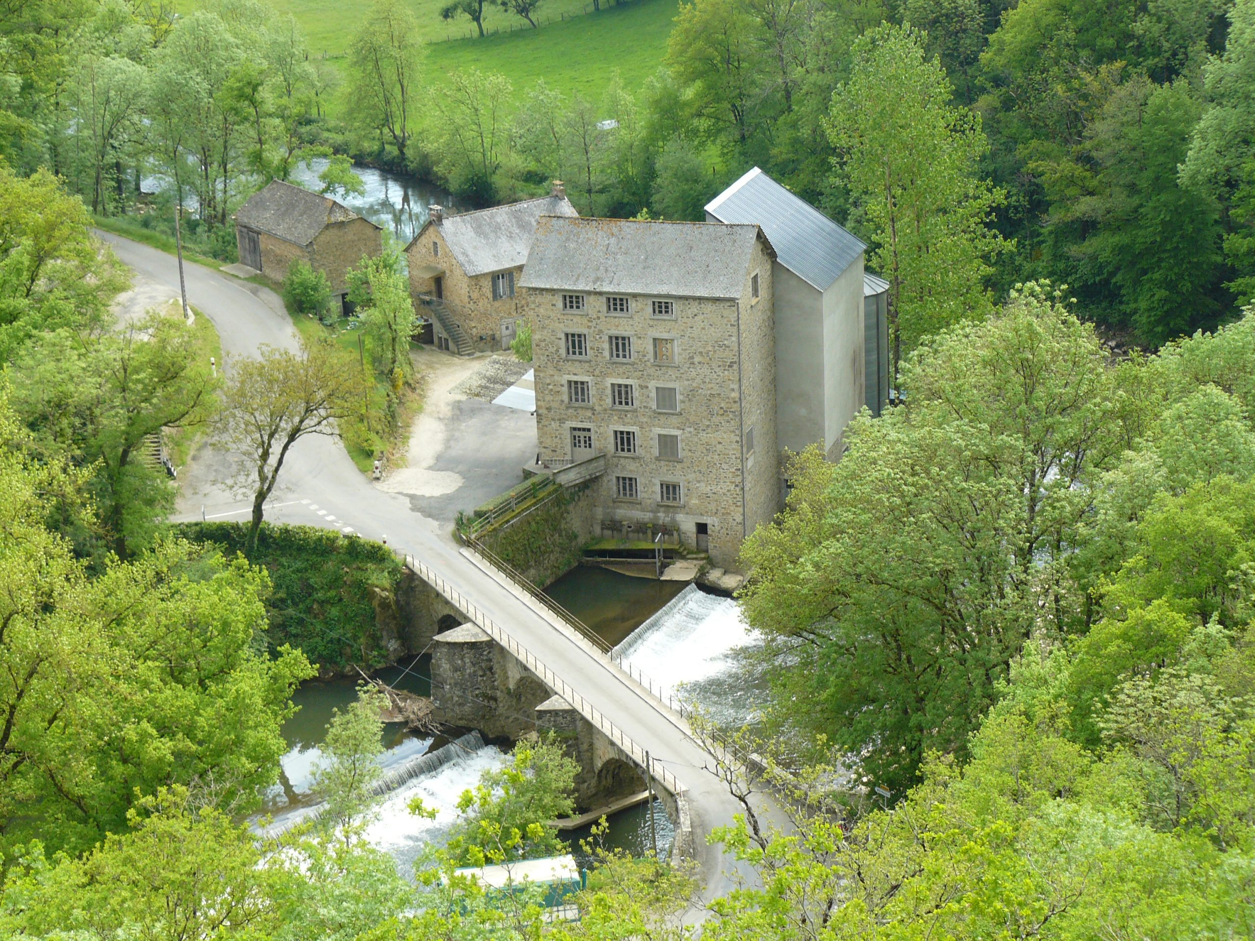 Moulin du Castanié