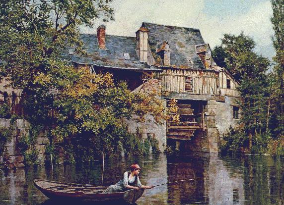 Moulin de Muids