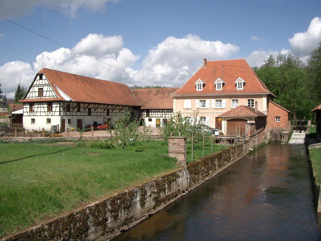 Moulin de Gumbrechtshoffen