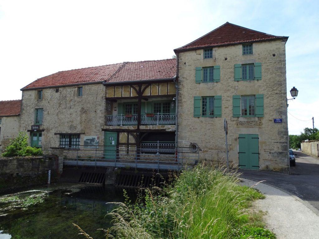 Moulin bas (Huilerie Petitot)