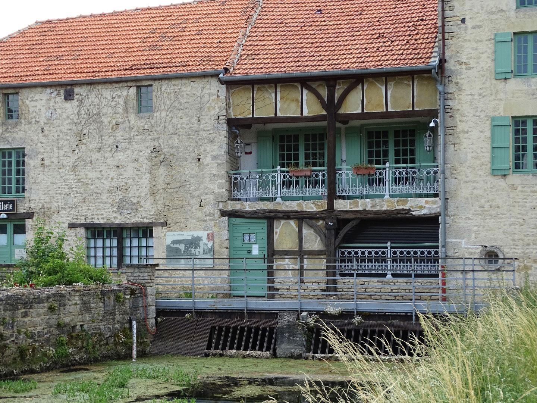 Moulin bas (Huilerie Petitot) - photo Van de Velde Dino
