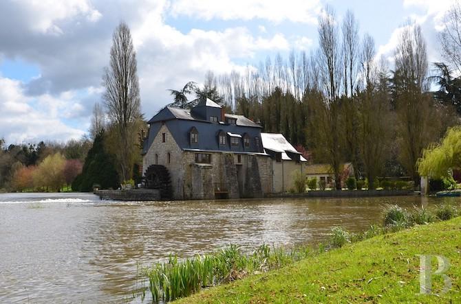 Moulin de Marcel Pagnol (moulin d'Ignères)