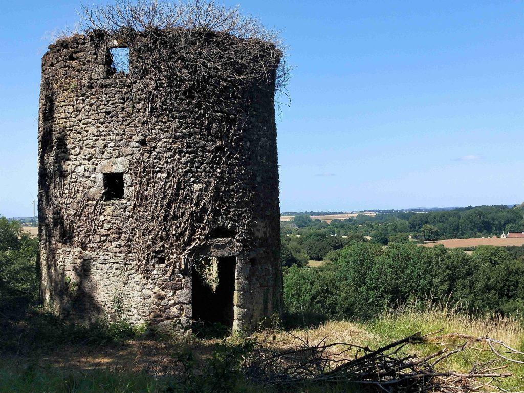 Moulin à vent de Théval
