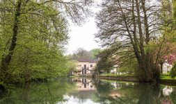 Du rôle actuel des ouvrages hydrauliques des moulins  du bassin de la Sèvre Niortaise