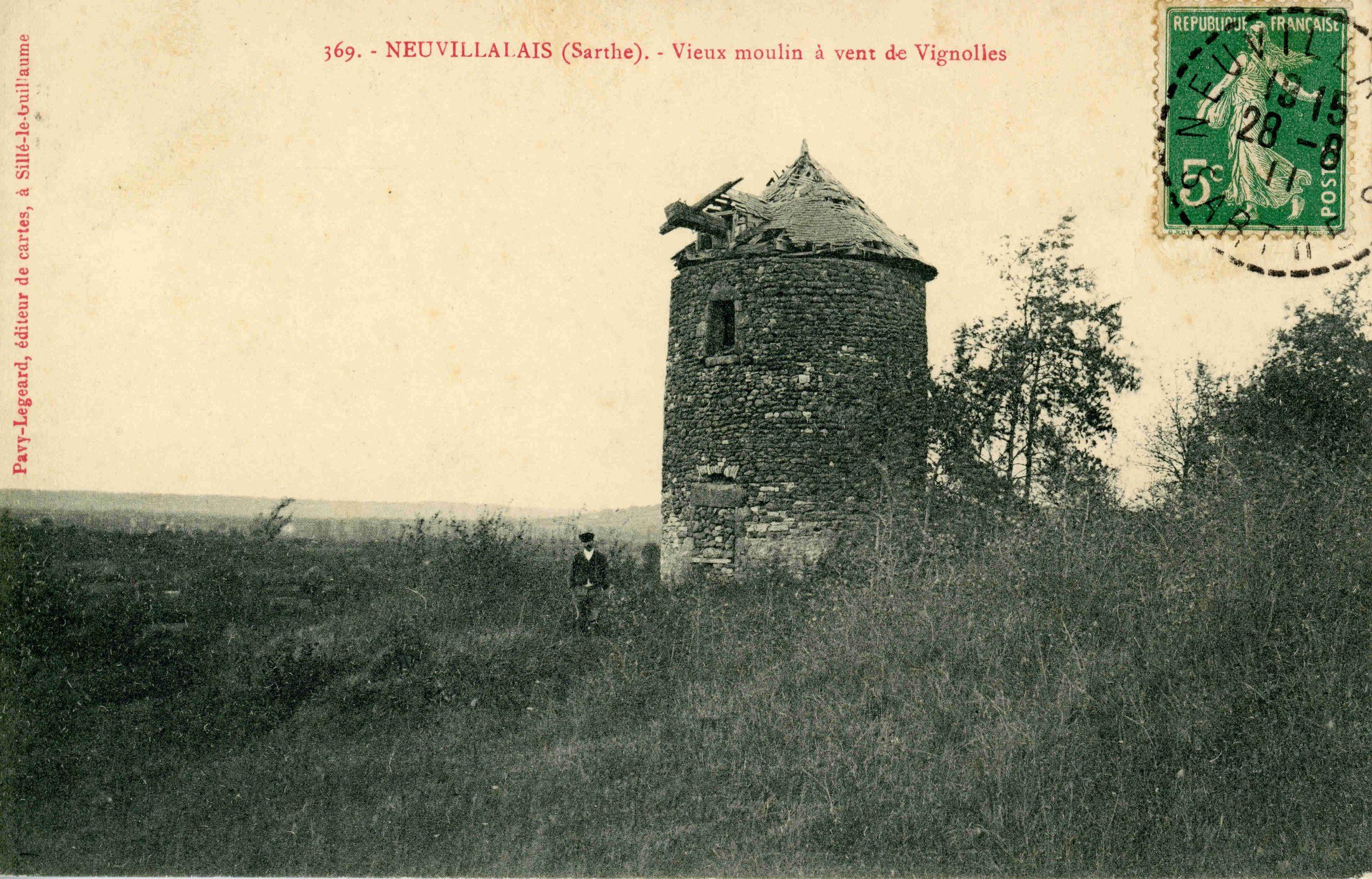 Moulin de Théval Collection Ludovic et Cécile Menguy
