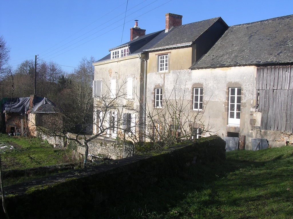 Le Moulin à Tan