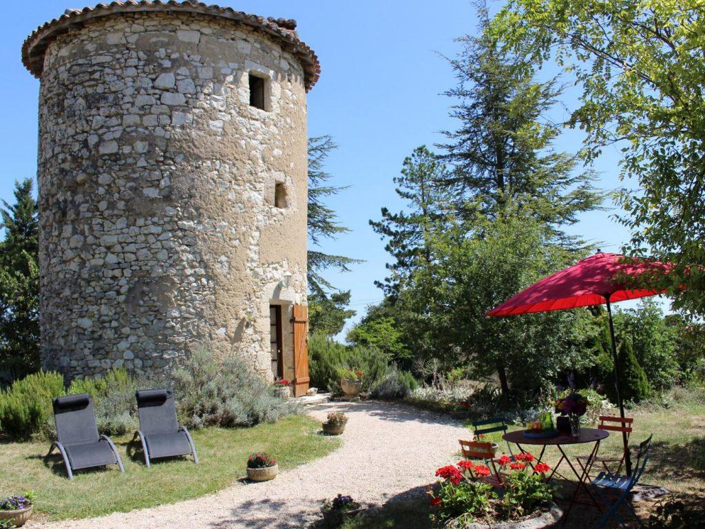 Moulin de Saint-Cricq