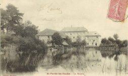 Peut-on créer une chute quand il n'en existe pas ? L'histoire du Moulin de Saint-Parres-lès-Vaudes sur la Seine
