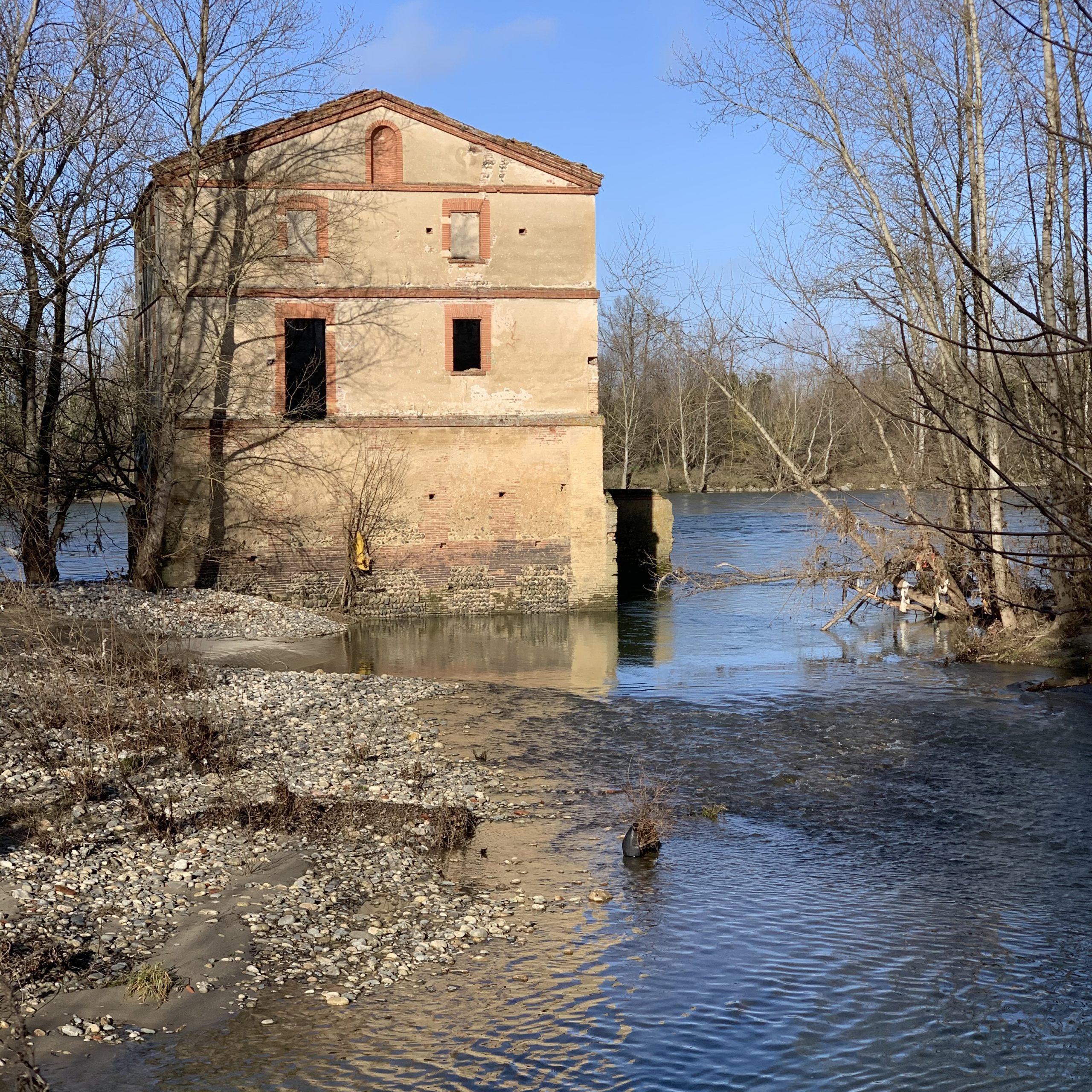 Moulin de Naudin