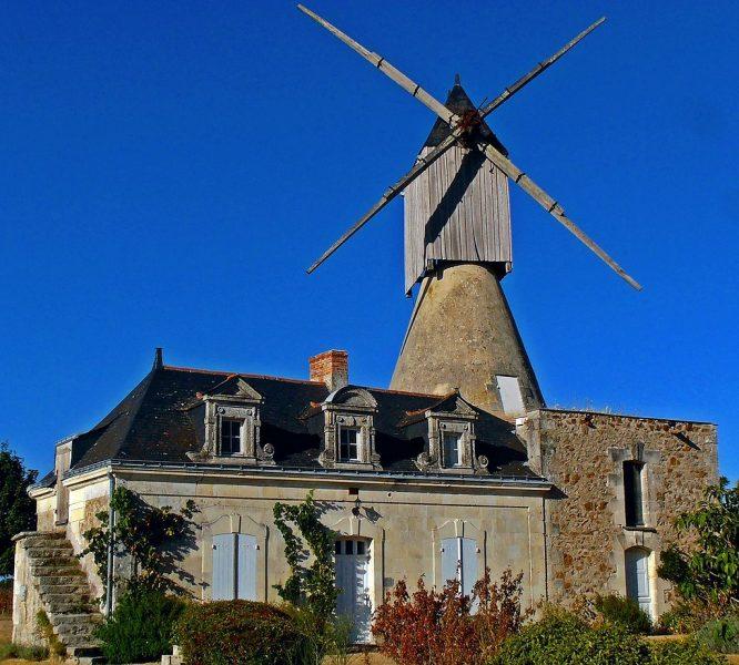 Moulin de Bourgdion ou de la Forêt