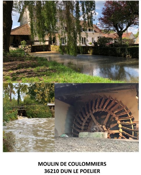 Moulin de Coulommiers