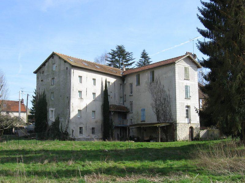 Moulin de la Ramée