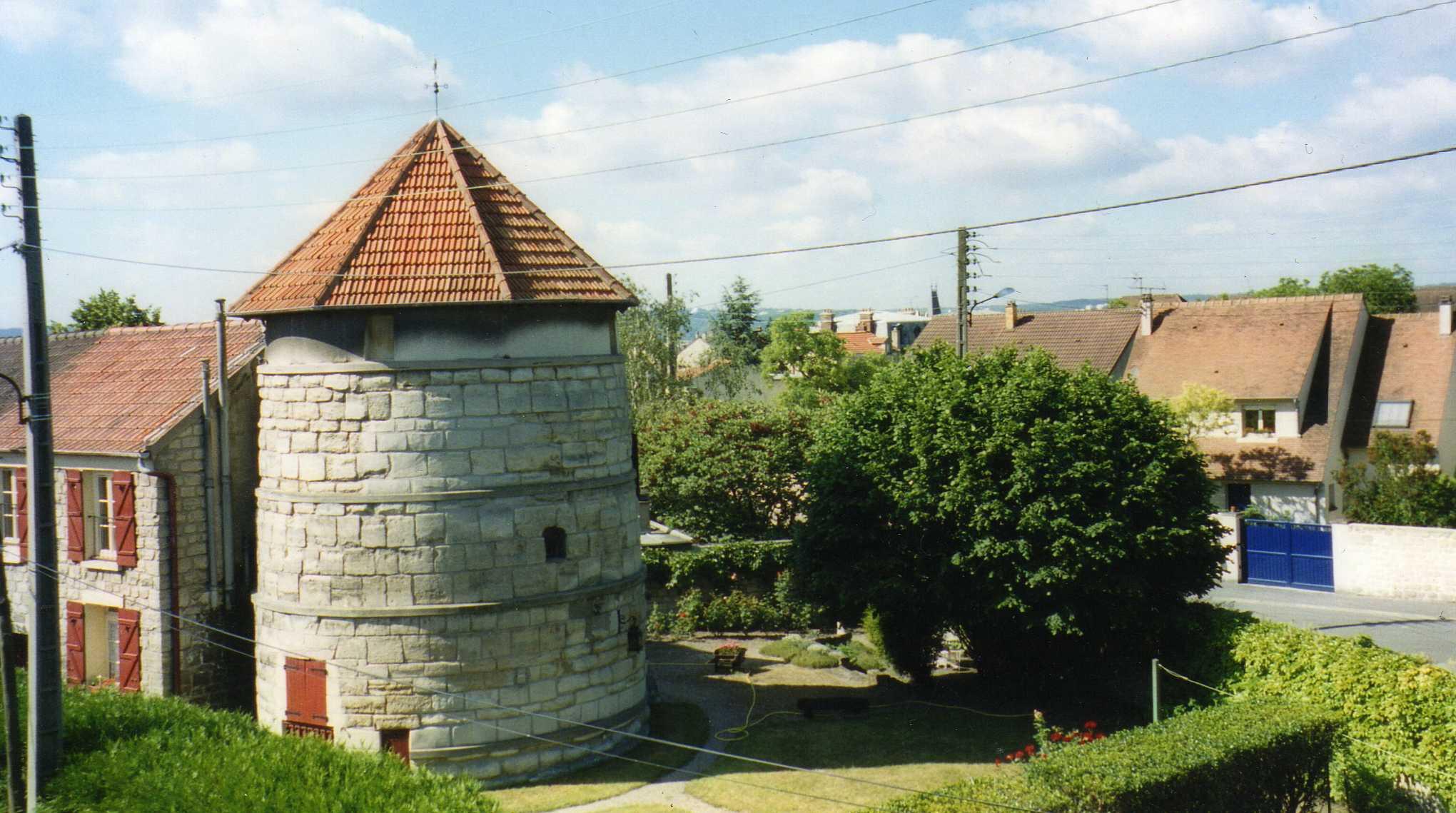 Moulin de Carrières sur  Seine