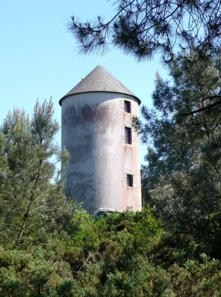 La Butte des Cinq Moulins