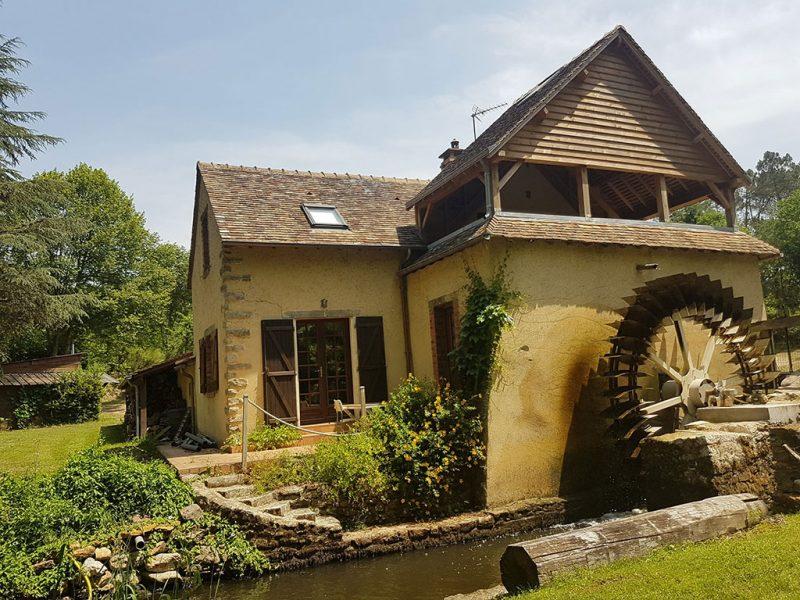 Moulin de Champion