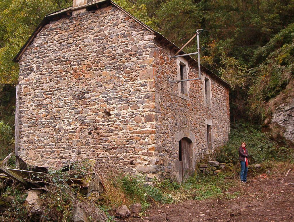 Moulin de Flore - photo GREGOIRE jean marc