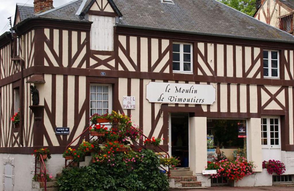 Moulin neuf de vimoutiers