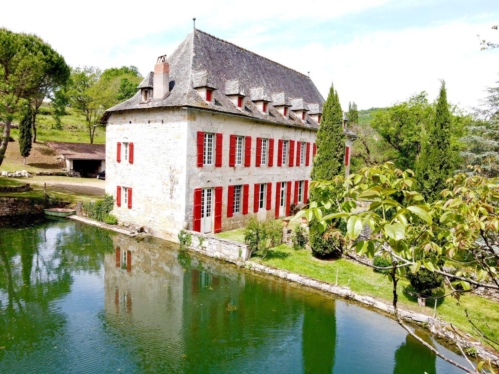 Moulin de Filhol - photo Marc Henri Figuier