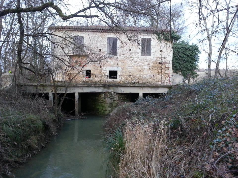 Moulin de Jeloux