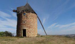 Quatre-vingts ans plus tard, le Moulin à vent de Gensac (Montpézat – Gers) reprend vie