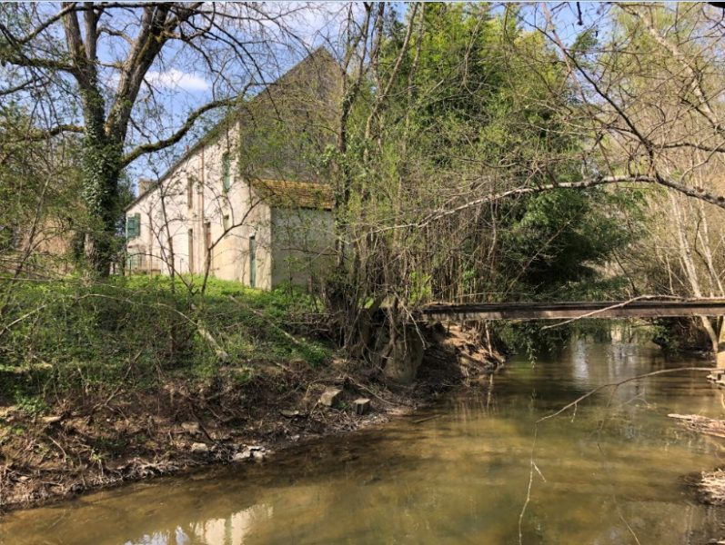 Le moulin du Pondy