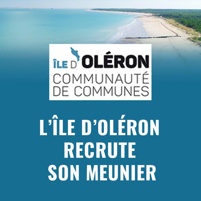 L'île d'Oléron recrute son meunier